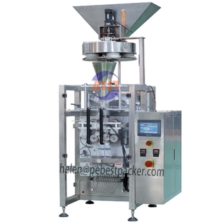 Complete Automated Turnkey Solutions With Cups Filler Date Almond Dry Fruits Packaging Machine