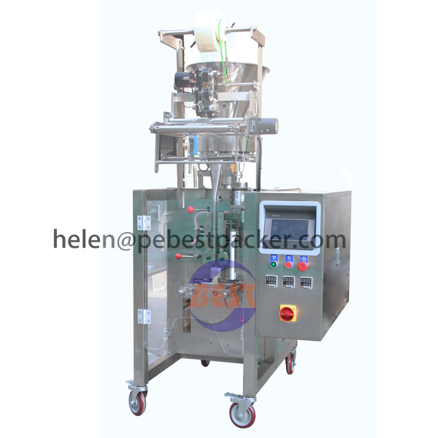 Dairy Spice Pulses Coconut Powder Codiment Maize Flour Meal Sachet Packing machine