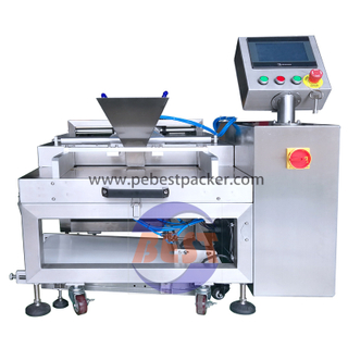Hardware Packaging Machine Solution With PE tubular Film Bag Reel