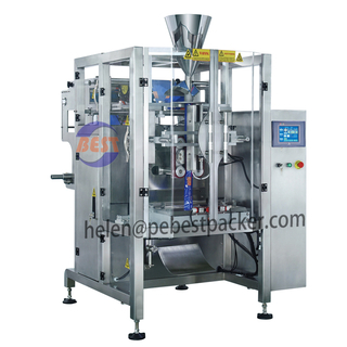 V620.1 Automatic Dry Food packaging machine Vertical Bagger For Ready to eat chopped vegetables