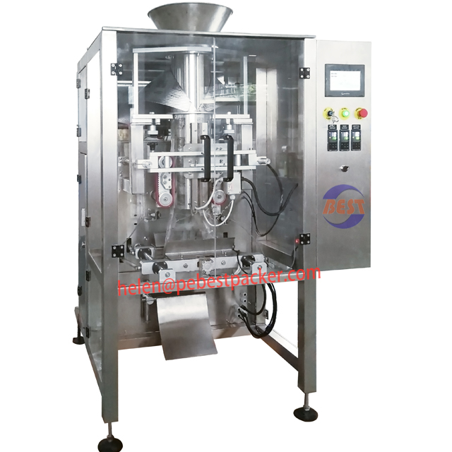 V450 Multi-function Vertical Form Fill And Seal Packaging Machine For chinchin packaging