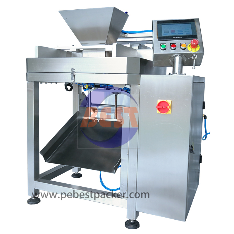 Pizza Sauce Vinegar Chilli Sauce Soy Garlic Jam Ketchup Bagging machine with PE tubing film