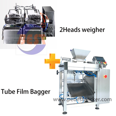 Bolts screws Nail Filling Packaging machine