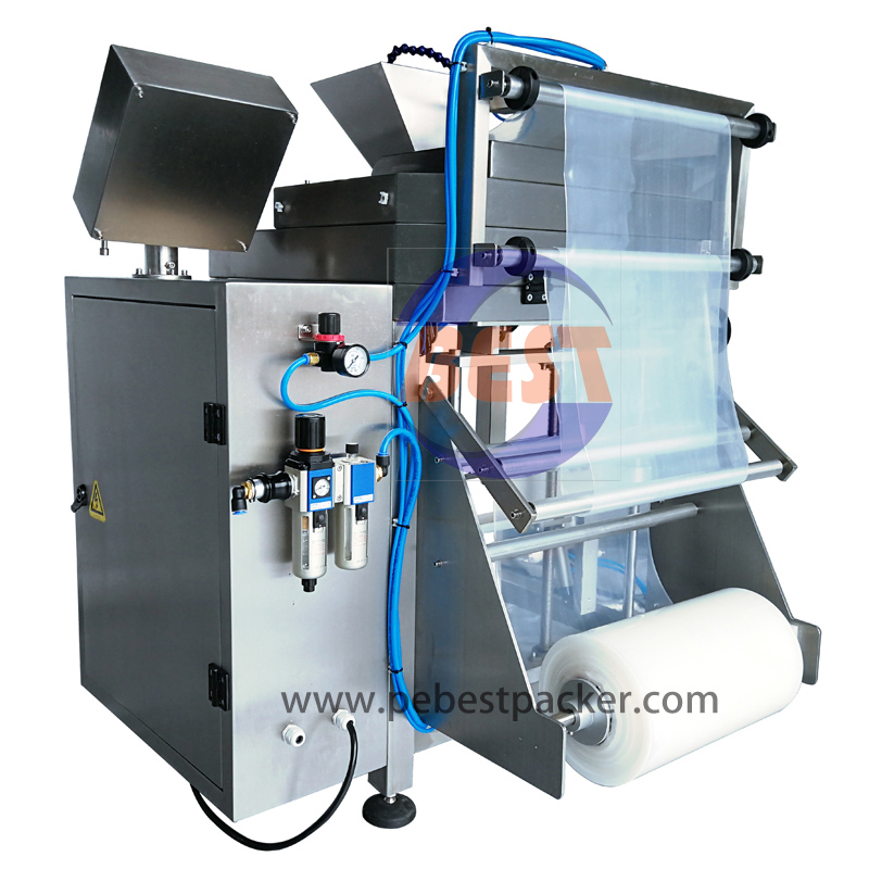 Widely usage Tubular film Roll Bagging machine