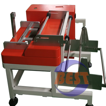 Coating PE bagging machine to save cost